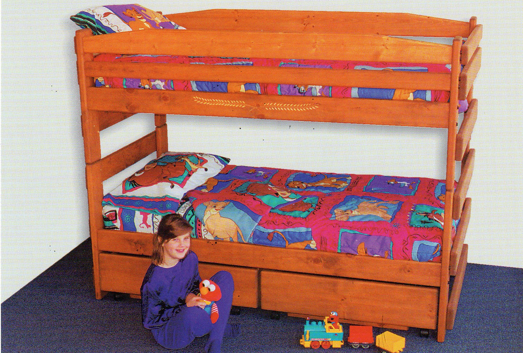 Bunk Beds That Can Be Separated A Twin Over Full Bunk Bed