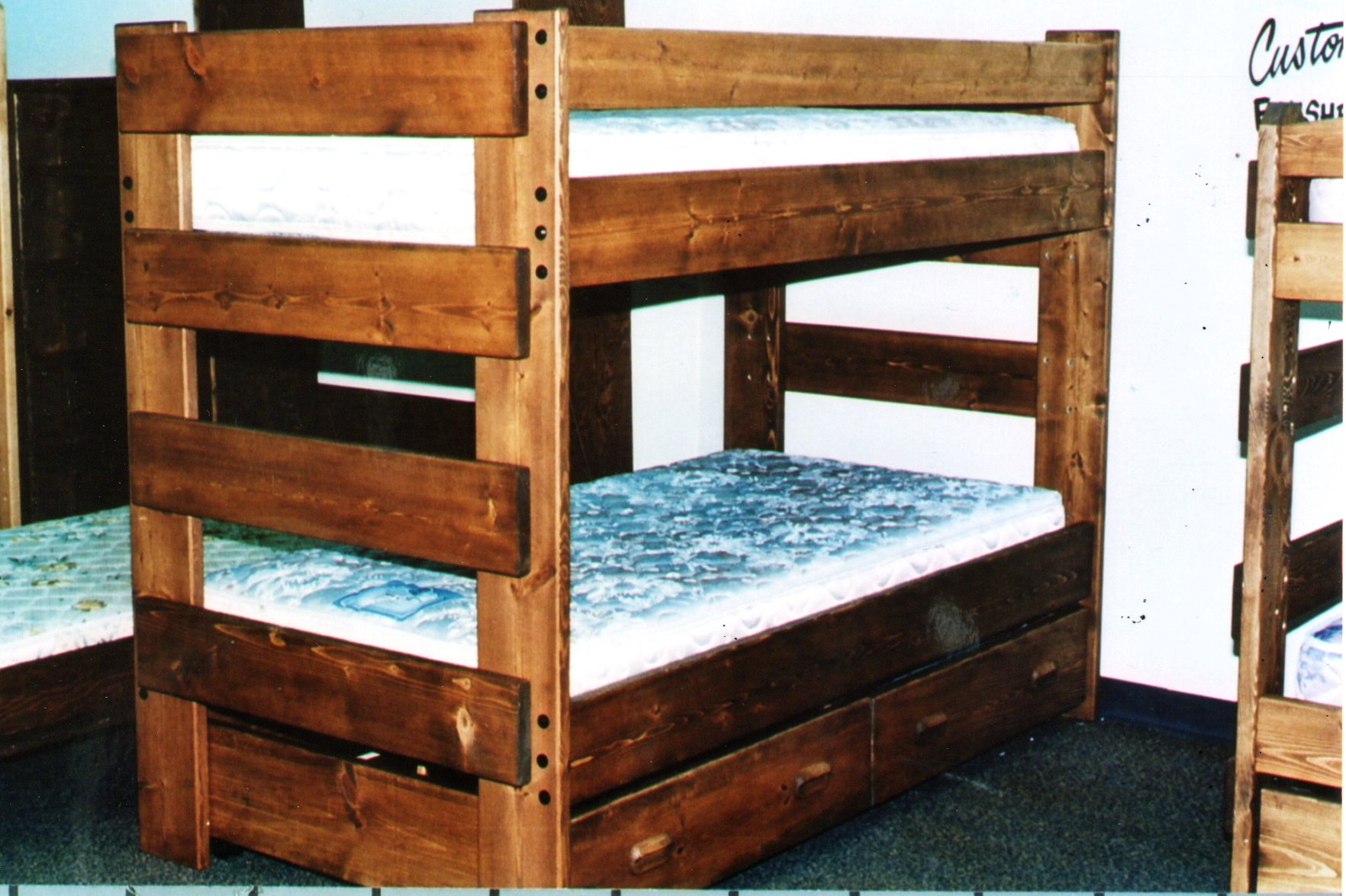 Picture of: Circle Double D Bunk House